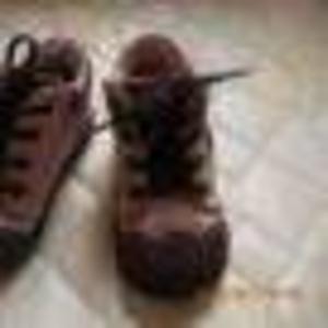 Продаются симпатичные легкие кожаные ботиночки ЭККО