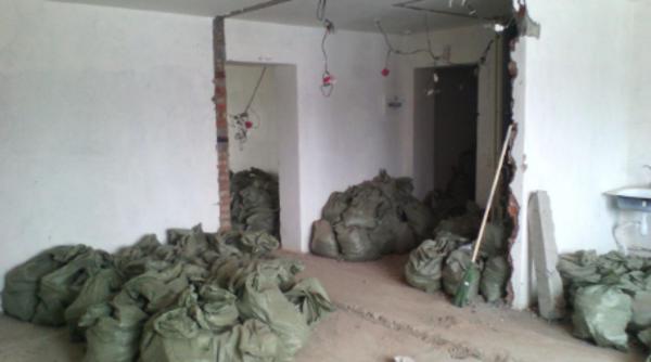 Демонтаж квартир,  зданий 3