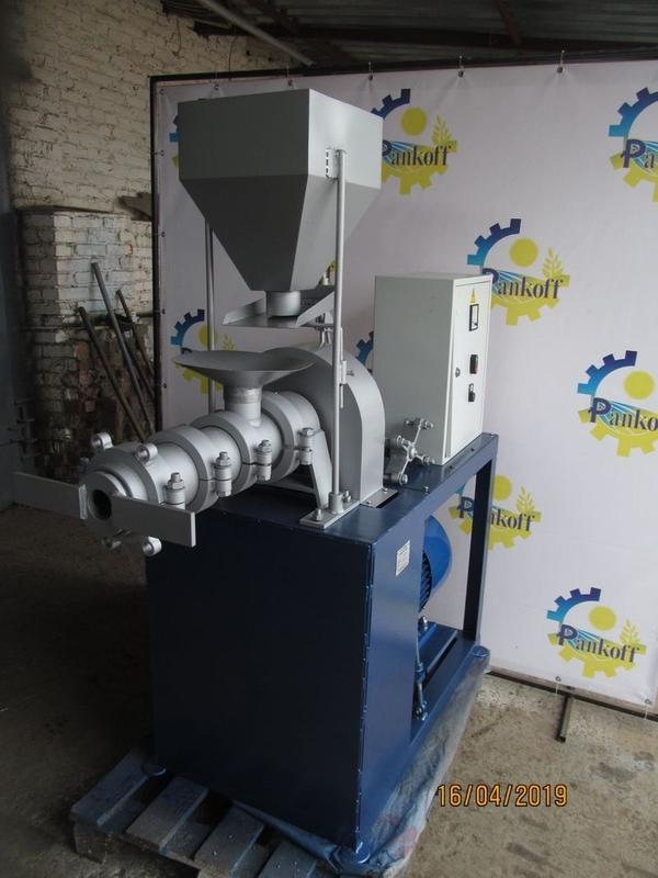 Экструдеры ИНЭК от ПРОММАШ (производительность от 110 до 450 кг/ч) 2