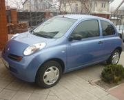 Продам автомобиль Nissan Micra. 2003 года
