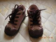 ботиночки ЭККО для малышки
